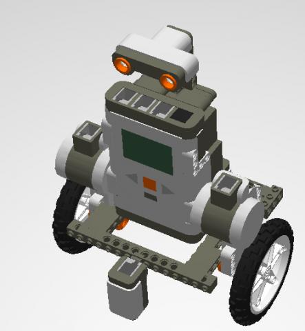 MathWorks Robot
